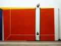 Giuseppe Maraniello, Zolle, 2005, Tecnica mista, 355 x 203 x 25 cm