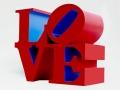 Love rosso e blu