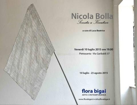 Nicola Bolla- Sonata a Kreutzer